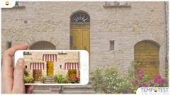 Tempotest Visualizer di Parà: la realtà aumentata per scegliere la tenda da sole