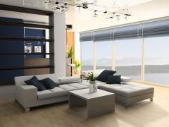 I tessuti outdoor diventano indoor