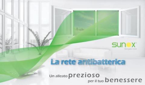 Sunox, la rete antibatterica di T.I.E.
