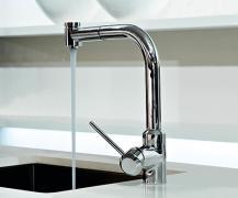 M.E. di Graff, il rubinetto per una cucina funzionale e glamour