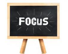 L'importanza del focus