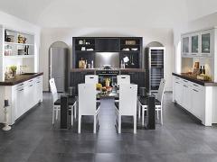 Cucina in legno Aragon di Schmidt Cucine