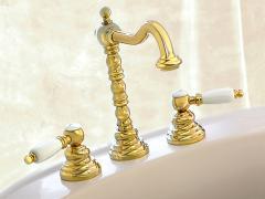 Preziose rubinetterie dal fascino antico