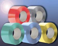 L'alluminio si colora