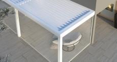 Kedry Prime la nuova pergola a lamelle orientabili di KE Protezioni Solari
