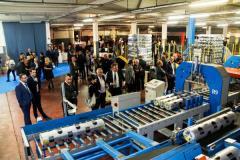 Parà, impresa 4.0: inaugurato il nuovo centro logistico robotizzato