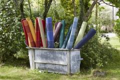 Tanti stili, texture ed effetti tessili nella nuova collezione Solar Fabrics di Dickson
