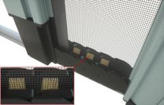 Ermetika, la nuova zanzariera avvolgibile a scorrimento laterale di Date System