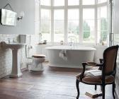 Burlington, qualità del bagno stile Old England