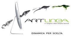 Artlinea, professionalità da manuale