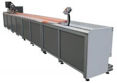 Sistema completo per la saldatura dei tessuti - Complete system for weld fabrics