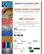 Mostra Eccellenze Italiane e MCI Contest