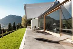 Qubica di KE Protezioni Solari: la tenda è personalizzabile