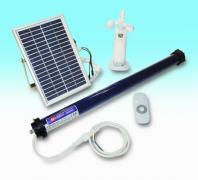Il nuovo sistema fotovoltaico per la movimentazione di motori di G8 Motori