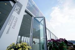 Gennius A4AS di KE per la sky lounge della Soonchunhyang University in Corea