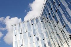 Soltis 99 LowE di Serge Ferrari scelto per la riqualificazione energetica dell'Onix Building a Lille