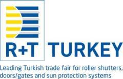 R+T Turkey - Fiera degli avvolgibili, porte/portoni e protezione solare